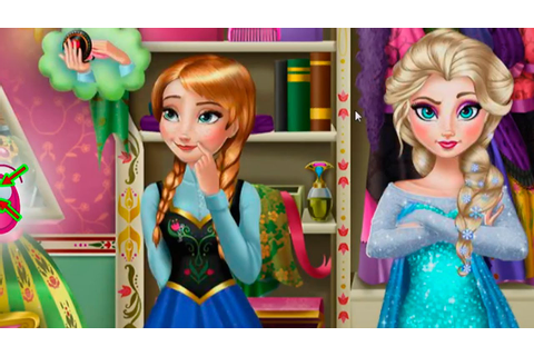 Disney Princess Frozen - Fashion Rivals - Anna Elsa Frozen ...