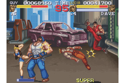 Final Fight 3 | Retro Gamer