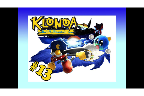 Klonoa: Door To Phantomile pt. 13 - Character Select - YouTube