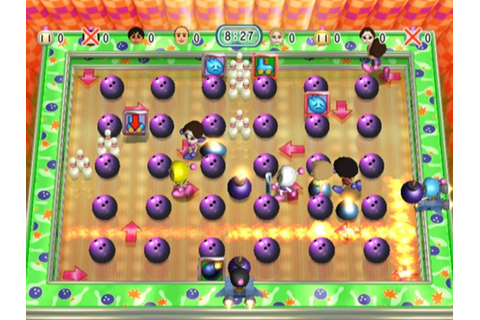 Bomberman Blast (WiiWare) Screenshots