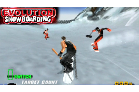 Evolution Snowboarding ... (PS2) - YouTube