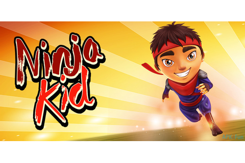 Download Ninja Kid Run Free 1.2.9 APK File - APK4Fun