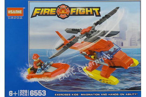 6553 Fire Fight Fire Rescue Helicop (end 3/29/2020 10:15 AM)