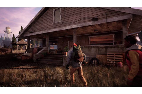State of Decay 2 Gameplay Trailer [E3 2016] - YouTube