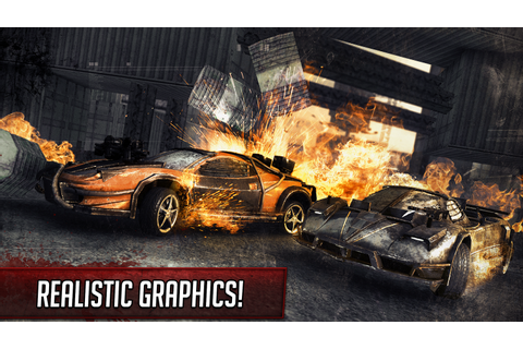 Death Race ® - Drive & Shoot Racing Cars - Android Apps on ...