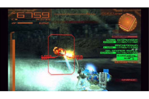 Armored Core: Nine Breaker Game | PS2 - PlayStation
