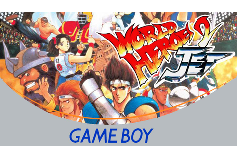 World Heroes 2 Jet [Super Game Boy] - YouTube