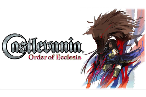 Castlevania: Order of Ecclesia - The Colossus (EXTENDED ...