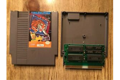 Videomation - Nes ( Nintendo ) Game Only *AUTHENTIC* ! | eBay