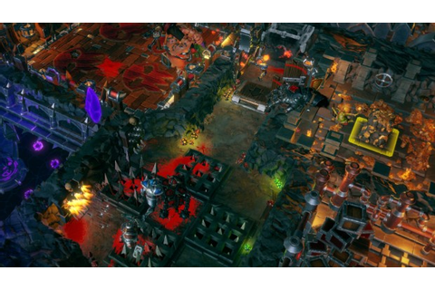 Dungeons 3 is a Dungeon Keeper inspired strategy game ...