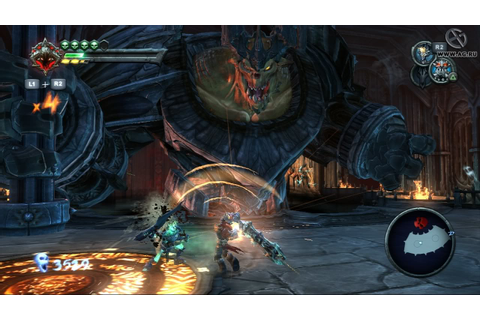 Darksiders PC Game Download Free Full Version