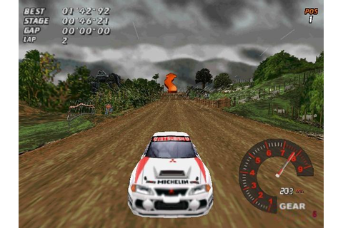 V-Rally Edition 99 Download (1999 Sports Game)