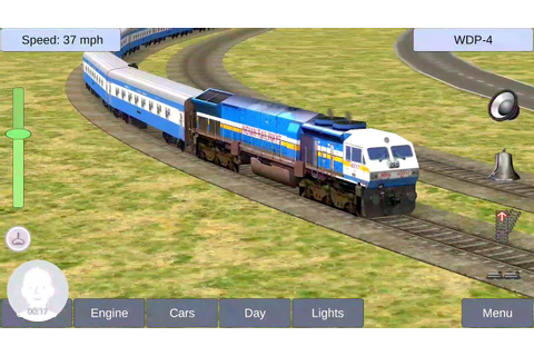 Indian Trains Games for Android Phones - YouTube