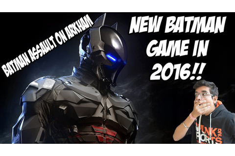Rocksteady Studios releasing new Batman Game this Year ...