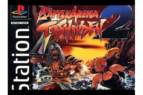 CGRundertow BATTLE ARENA TOSHINDEN 2 for PlayStation Video ...