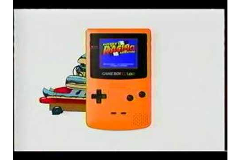 Mickey's Racing Adventure (GBC) - Commercial - YouTube