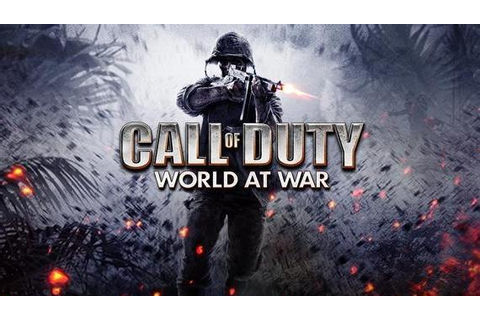 Why Call of Duty: World at War is the best COD game ever made?