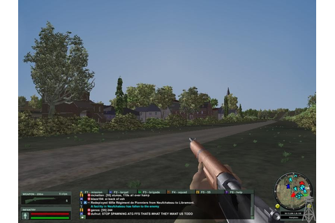 World War II Online: Battleground Europe - SShot6v.JPG ...