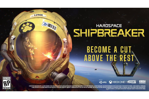 Hardspace Shipbreaker Gameplay Overview Trailer | NEW GAME ...