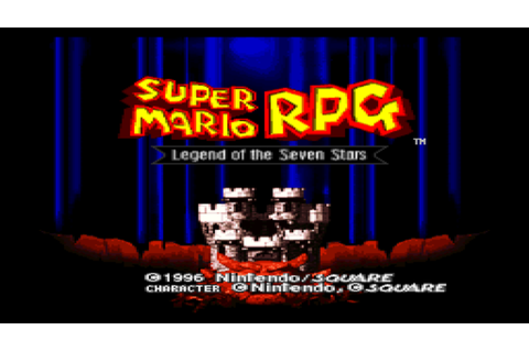 Super Mario RPG: Legend of the Seven Stars Screenshots for ...