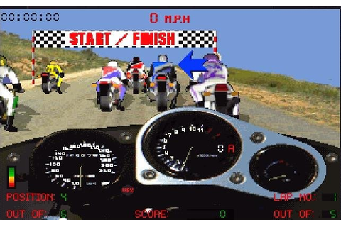 Cyclemania (1994) - PC Review and Full Download | Old PC ...