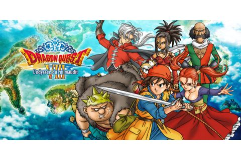 Dragon Quest VIII : L'odyssée du roi maudit | Game