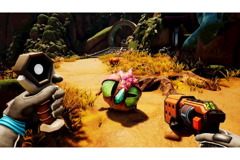 Sci-fi Comedy Game Journey to the Savage Planet Coming in ...