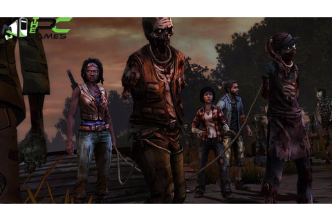 The Walking Dead Michonne Episode 1 PC Game Download