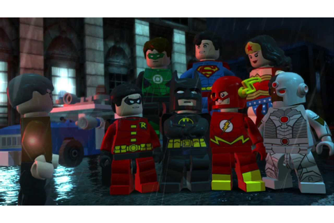 LEGO Batman 2 DC Super Heroes - Part 13 The Final Battle ...