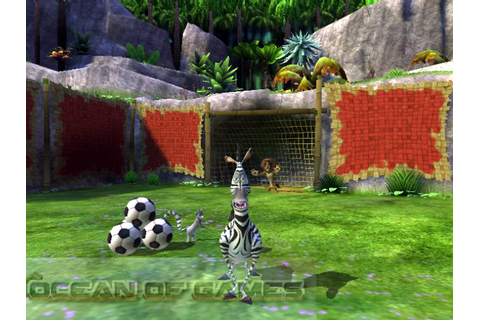 Madagascar Escape 2 Africa PC Game Free Download - Ocean ...