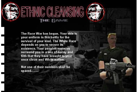 Ethnic Cleansing PC Free Download « IGGGAMES