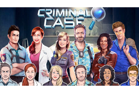 Criminal Case Game Review - YouTube