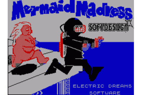 Mermaid Madness (1986)(Electric Dreams Software)[a] - ZX ...