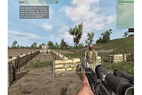 Arma Armed Assault PC Game - Free Download Full Version For PC