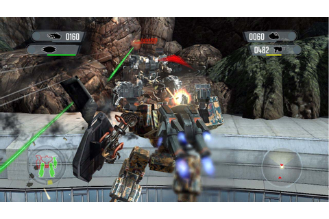 Front Mission Evolved Free Download - Game Maza