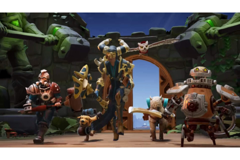 Torchlight Frontiers Is Now Torchlight 3, Coming This ...