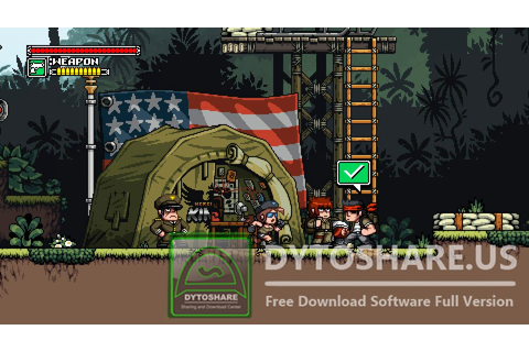 Mercenary Kings Game for PC ~ Free Download Software
