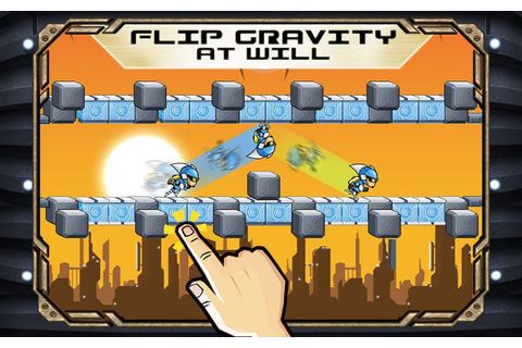 Unblocked Games 66 Gravity Guy - Wallpaperall