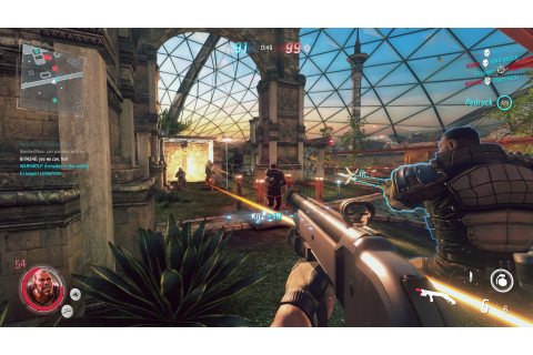 Ballistic Overkill – Game Side Story
