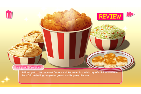 I Love You, Colonel Sanders!: The Kotaku Review