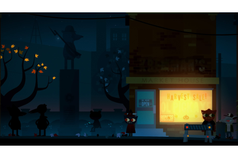 Video Game Review: Night In The Woods | The Young Folks