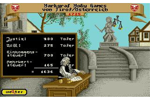 Kaiser Download (1995 Strategy Game)