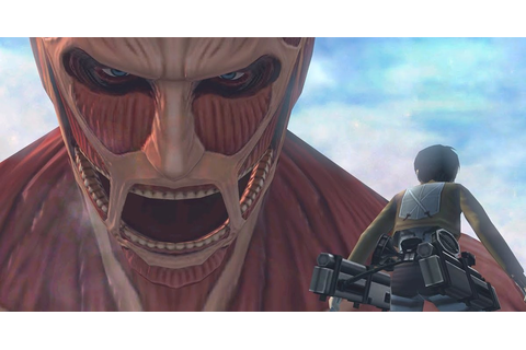 Attack on Titan: Humanity in Chains - alle Infos bei GIGA