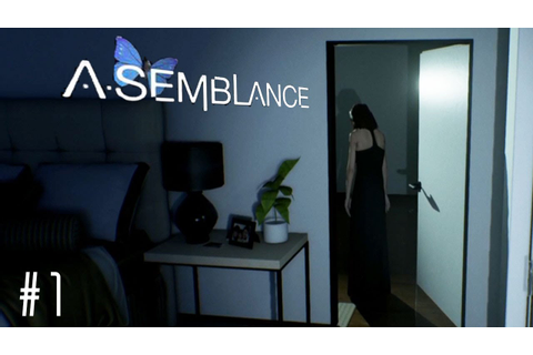 "Asemblance - Mind-Bending Thriller, ""Bad"" Ending (PS4 ..."