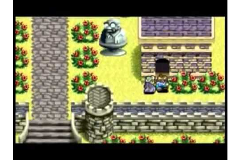 Game Review - Lufia The Ruins of Lore (GBA) - YouTube