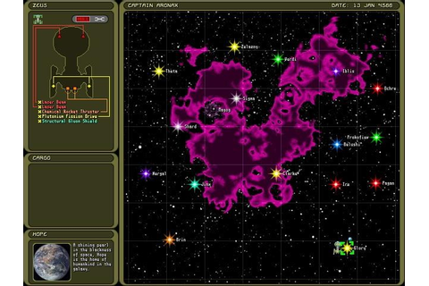 Strange Adventures in Infinite Space - free game ...