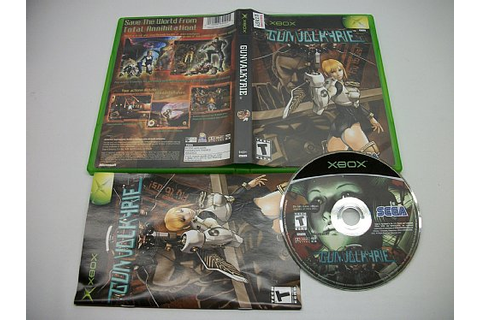 Gunvalkyrie, Xbox game Used