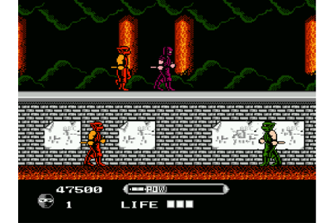 GEEKSQUISITE: Game Review: Wrath of the Black Manta (NES)