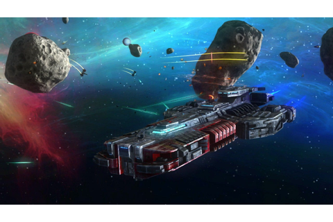 Rebel Galaxy Review - IGN