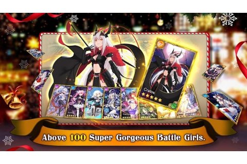 Girls X Battle for Android - Download